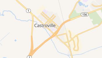 Castroville, California map