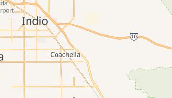Coachella, California map