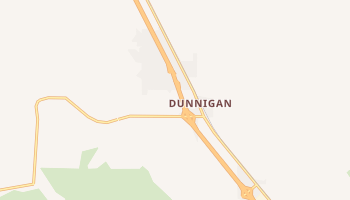 Dunnigan, California map