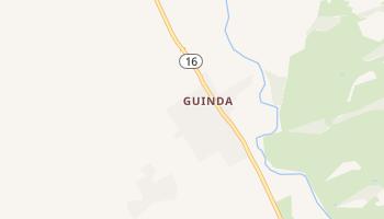 Guinda, California map