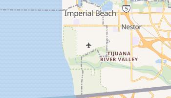 Imperial Beach, California map