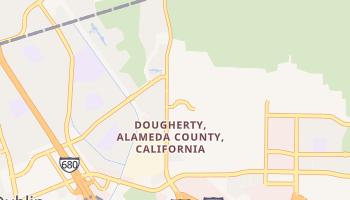 Komandorski Village, California map
