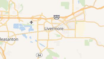 Livermore, California map
