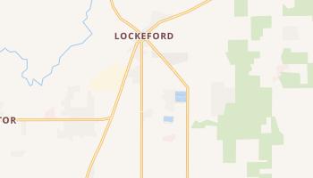 Lockeford, California map