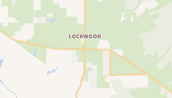 Lockwood, California map