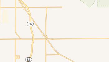 Mecca, California map