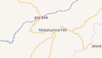 Mokelumne Hill, California map