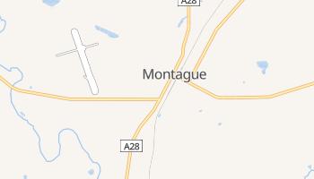 Montague, California map