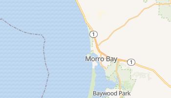 Morro Bay, California map