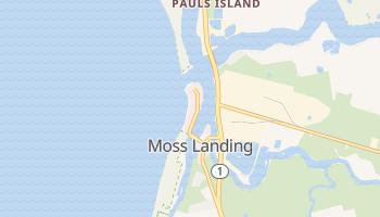 Moss Landing, California map