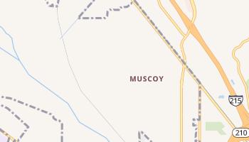 Muscoy, California map