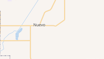 Nuevo, California map