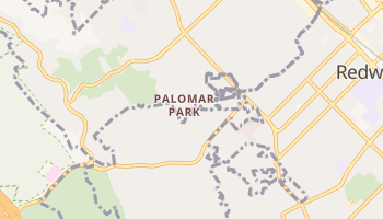 Palomar Park, California map