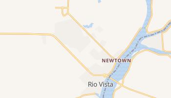Rio Vista, California map