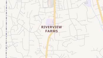 Riverview Farms, California map