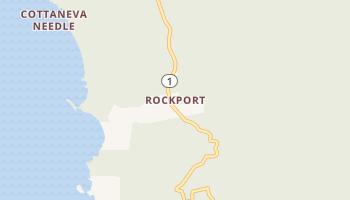 Rockport, California map