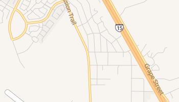 Sedco Hills, California map