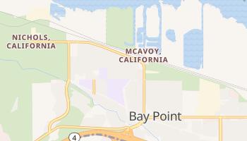 Shore Acres, California map