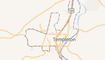 Templeton, California map