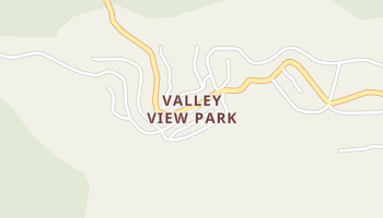 Valley View Park, California map