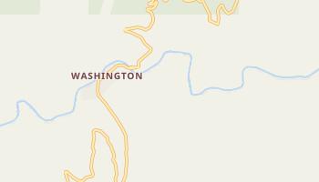 Washington, California map