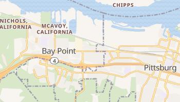 West Pittsburg, California map