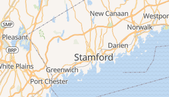 Stamford, Connecticut map