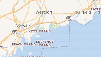 Westport, Connecticut map