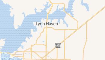 Lynn Haven, Florida map