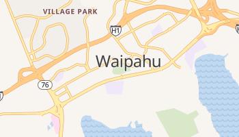 Waipahu, Hawaii map