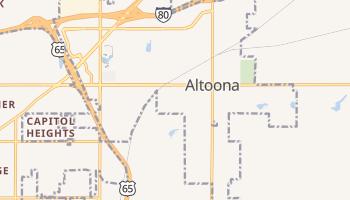 Altoona, Iowa map