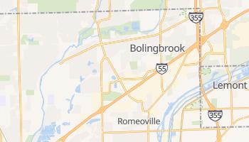 Bolingbrook, Illinois map