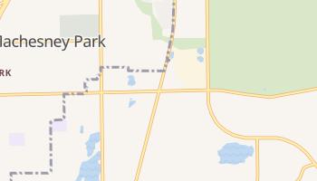 Harlem, Illinois map