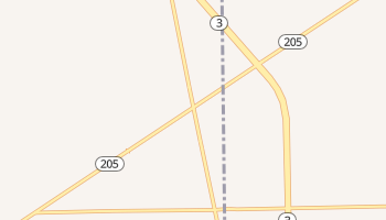Laotto, Indiana map