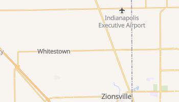 Zionsville, Indiana map