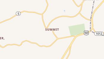 Summit, Kentucky map