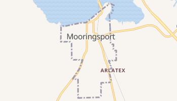 Mooringsport, Louisiana map