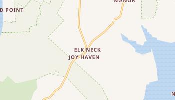 Elk Neck, Maryland map