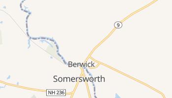 Berwick, Maine map