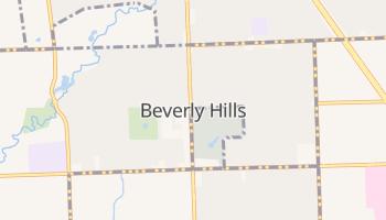 Beverly Hills, Michigan map