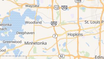 Minnetonka, Minnesota map