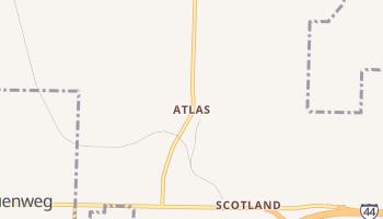 Atlas, Missouri map