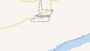 Augusta, Missouri map