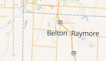 Belton, Missouri map