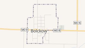 Bolckow, Missouri map