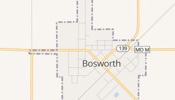 Bosworth, Missouri map