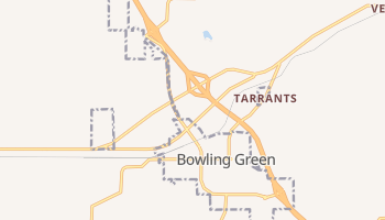 Bowling Green, Missouri map