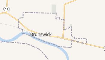 Brunswick, Missouri map