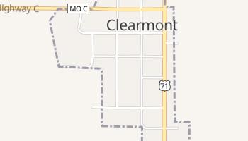 Clearmont, Missouri map