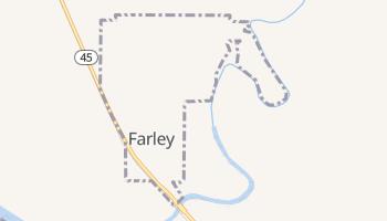 Farley, Missouri map